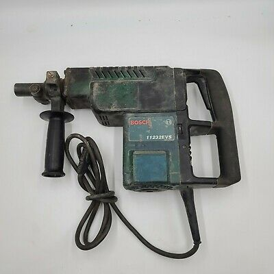 Bosch 11232evs Spline Drive Electric Rotary Hammer Drill 115 Vac Tested