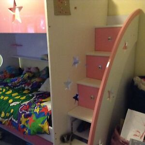 King single bunk beds Boronia Knox Area Preview