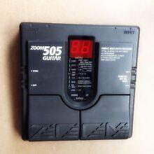 Zoom 505 guitar pedal Maroochydore Maroochydore Area Preview