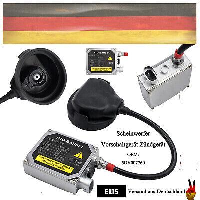 Scheinwerfer Vorschaltgerät Zündgerät Ersatz 5DV007760 für Hella AUDI VW BMW MB