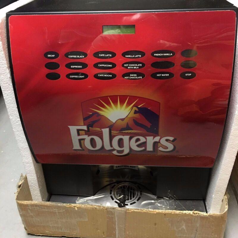 Progema Venus Coffee and Cappuccino Vending Machine