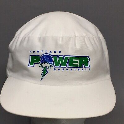 Portland Power Women's Basketball Team Painters Cap Nike Swoosh Collectible Hat
