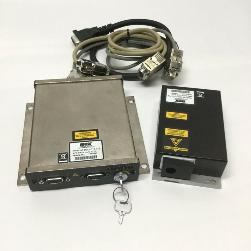 Idex 85-BDD-010 Blue DPSS Solid-State Laser System 488nm, 10mW Output, RS-232