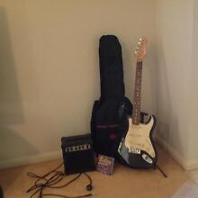 Monterey beginners Electric Guitar Wakerley Brisbane South East Preview