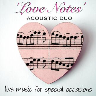 Live Acoustic Duo - available for weddings & private functions Sydney City Inner Sydney Preview