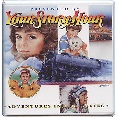 NEW! Your Story Hour Adventures in Life Series Volume 8  RADIO AUDIO DRAMA CD