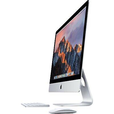 "2012 iMac 27"" Inch Dekstop 3.4 GHz Intel Core i7 8GB Ram 3TB Fusion"