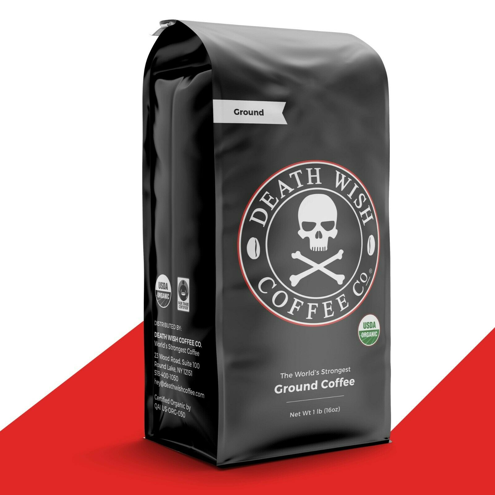 Death Wish World's Strongest Coffee