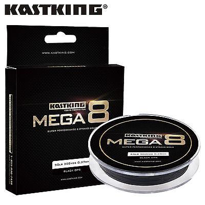 KastKing Mega 8 Geflochtene Angelschnur 8-fach Geflochtene Schnüre Angeln