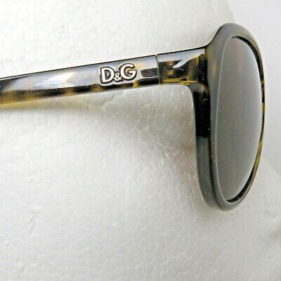 Dolce Gabbana DG 8070 502/73 Women Sunglasses Aviator Havana Italy 60-14-130 Sun