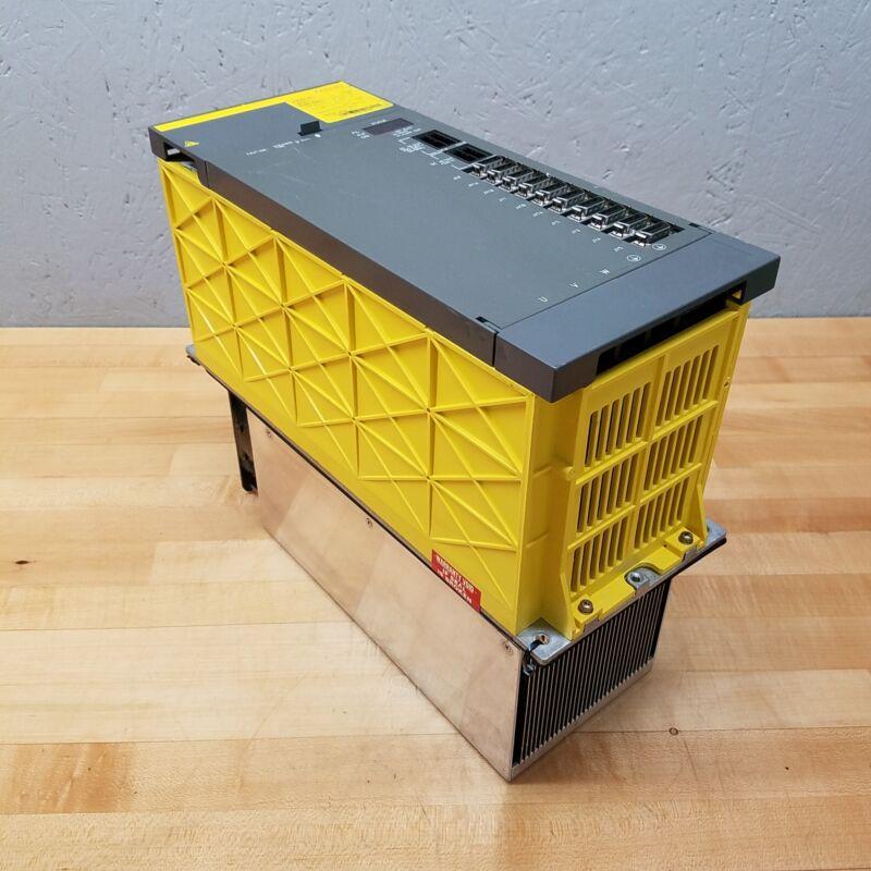 Fanuc A06B-6088-H230#H500, Spindle Amplifier Alpha - REFURBISHED