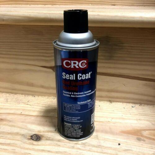 Case of 12 Urethane Seal Coat Coating, Red,11 oz. CRC  18410