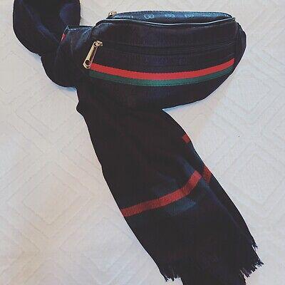 ***Gucci Bum Bag And Matching Scalf