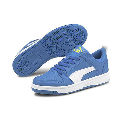 PUMA Junior Boy's Rebound LayUp Lo Sneakers