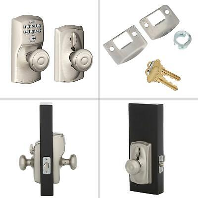 Schlage FE595 CAM 619 GEO Camelot Keypad Entry with Flex-Loc