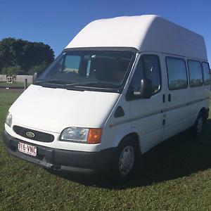 Ford transit motorhome for sale Urangan Fraser Coast Preview