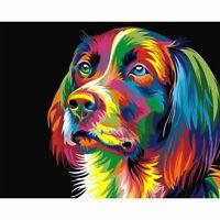 Malen nach Zahlen', Motiv 'Bunter Hund'', versandkostenfrei! Dortmund - Innenstadt-West Vorschau