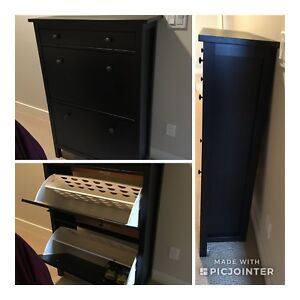 Hemnes shoe cupboard
