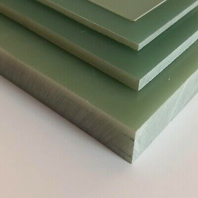 12 G 10 Glass Phenolic Plastic Sheet- Priced Per Square Foot- Cut To Size