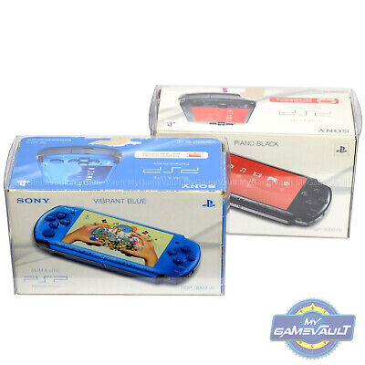 1 x PSP 3000 Slim Console Box Protector 0.5mm Plastic Protective Display...