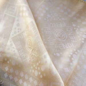 100% silk Orange Gold scarf (NEW!)