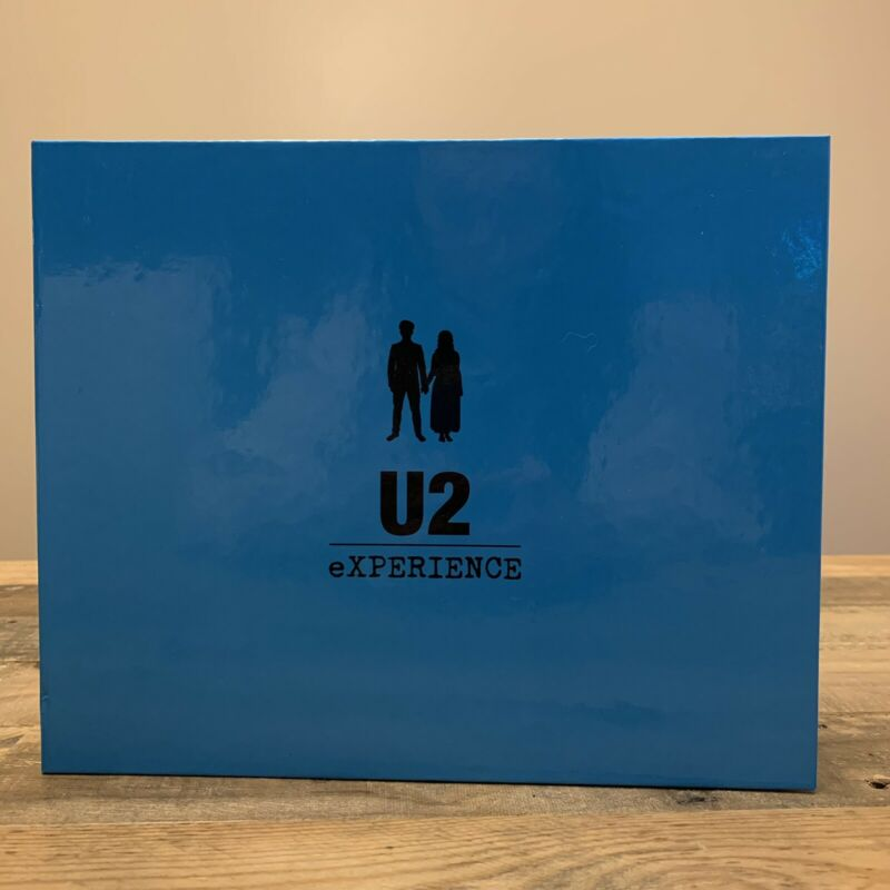 U2 Experience Innocence Tour Book 2018 VIP Only 35,000 Made Limited Edition