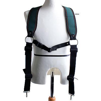 KAYA KL-511 Poly Professional Industrial Work Tool Belt Suspender Adjustable/_nV