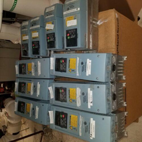 Eaton Johnson Controls Variable Speed Motor Drive VFD