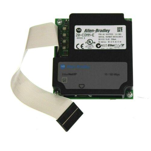 Allen Bradley PowerFlex 20-COMM-E /B Ethernet Adapter