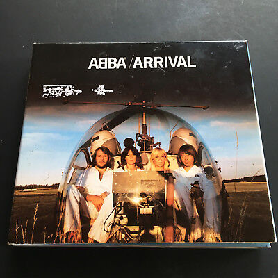 ABBA ARRIVAL Deluxe EDITION DVD ONLY! NO MUSIC CD SEE PHOTOS