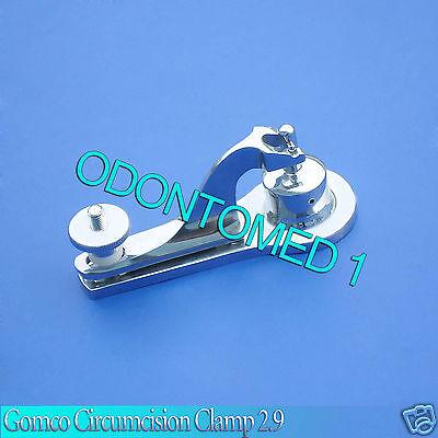 3 Gomco Circumcision Clamp Surgical Instruments 2.9 Cm