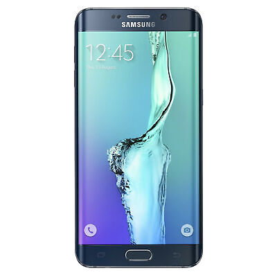 Samsung Galaxy S6 Edge Plus G928V 64GB Verizon 4G LTE Android Phone - Black