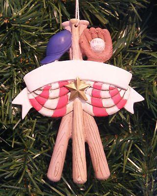 KSA VINTAGE 1990'S BASEBALL THEME CHRISTMAS - 1990s Theme