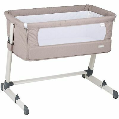 Babygo Co-Sleeping Cot Together - Beige New