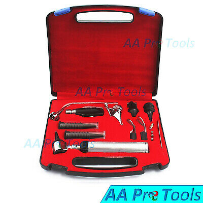 New Otoscope Opthalmoscope Set - Diagnostic Examination Set A Quality