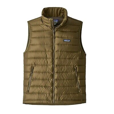 PATAGONIA Mens Better Sweater DOWN VEST gilet bodywarmer  - Large