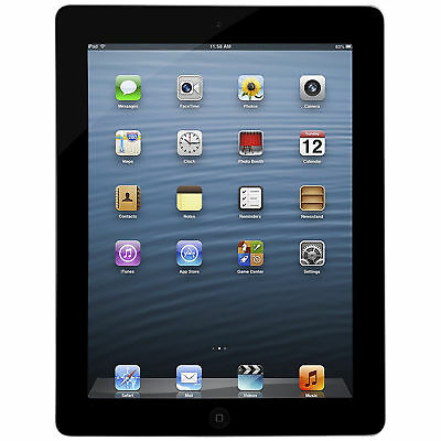 Apple iPad (3rd Generation) Wi-Fi 16GB Tablet - Black