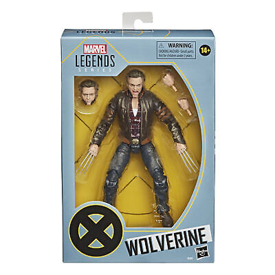 "Marvel Legends 20th Anniversary Series - Wolverine (Hugh Jackman) 6"" Figure"