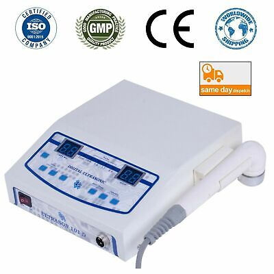New Ultrason 101- D - 1 Mhz Ultrasound Therapy Machine For Home Use