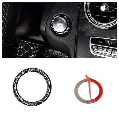 Start Stop Blende Carbon Passend für Mercedes Benz A B C E S GLA GLC GLE GLS GL