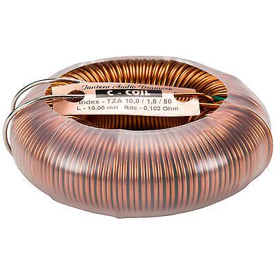 Jantzen 6485 10mh 14 Awg C-coil Toroidal Inductor