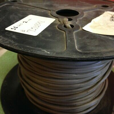 -300 11lb 2oz - General Cable Wire 7056898 1p22g Shielded Co Pvc Gray Be
