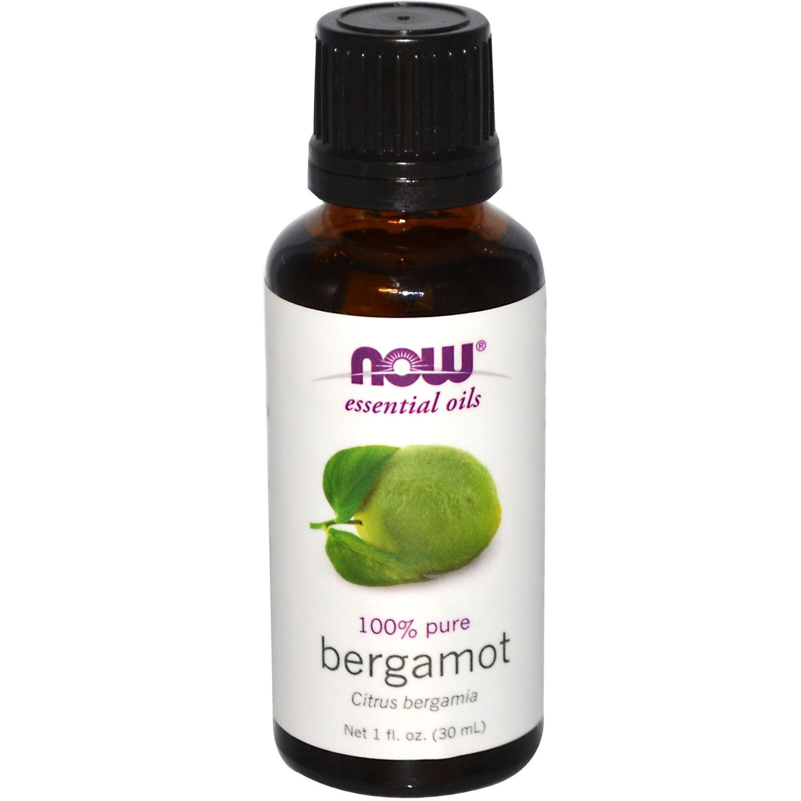 NOW Foods 1 oz Essential Oils and Blend Oils - FREE SHIPPING! Bergamot