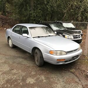 1995 Toyota Camry Sedan Automatic $2800 obo