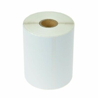 2 Rolls 4x6 Direct Thermal Shipping Labels 250roll For Zebra 2844 Zp450 Eltron