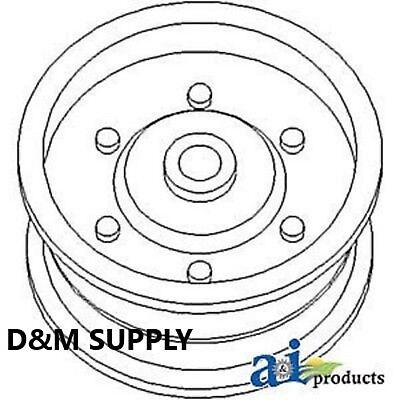 Ford New Holland Baler Idler Pulley 565 846 570 575 580 650 654 658 660 664 668