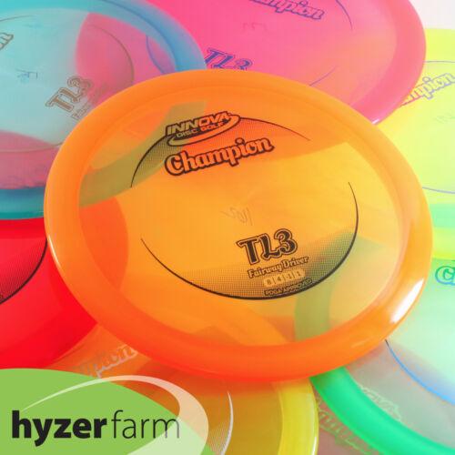 Innova Champion TL3 *pick your weight & color* Hyzer Farm TL 3 disc golf driver