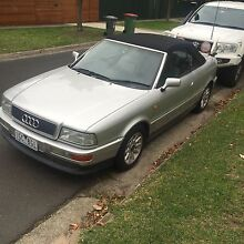 1996 Audi Other Convertible Sandringham Bayside Area Preview
