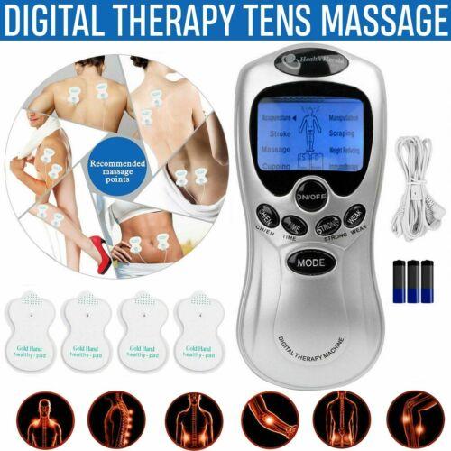 Massagegerät Nacken Rücken Schulter Akupunkturpunkt Elektrostimulationsgerät DHL