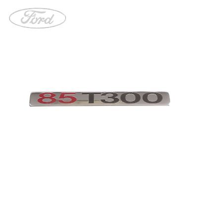 Genuine Ford Connect Mk1 1.8 Duratorq Rear Door T200 Name Plate Badge 4973907